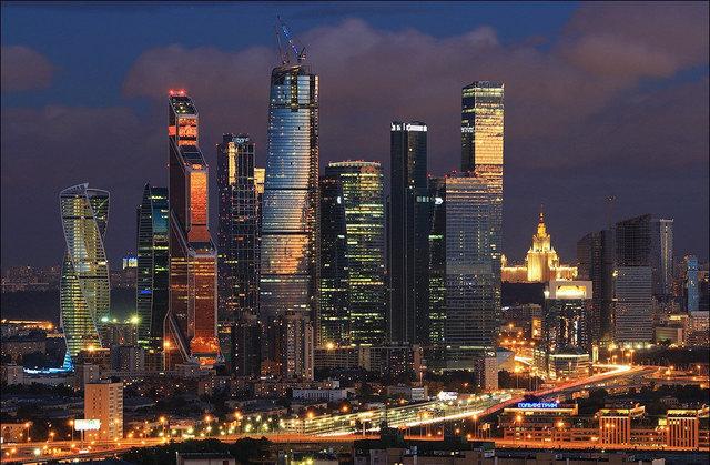 世界の大都市の夜景の画像の画像103枚目!