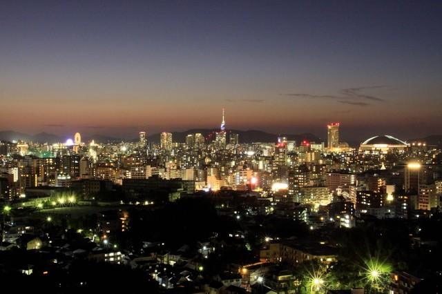 世界の大都市の夜景の画像の画像69枚目!