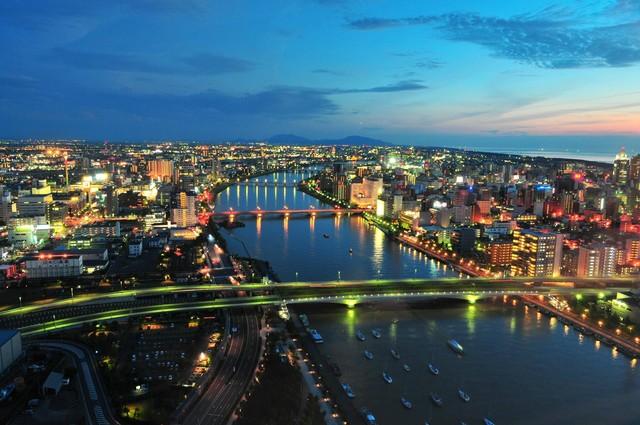 世界の大都市の夜景の画像の画像78枚目!
