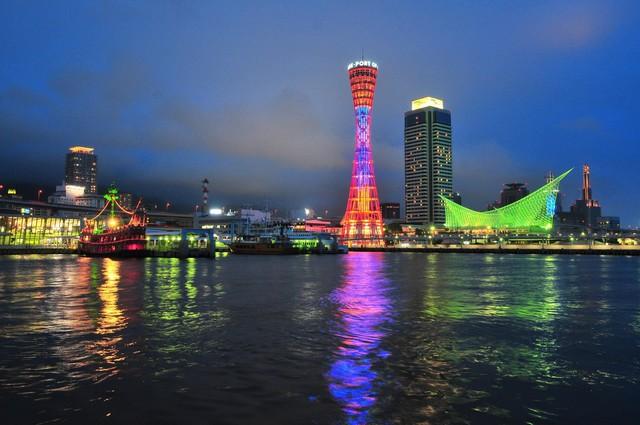 世界の大都市の夜景の画像の画像68枚目!