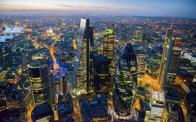 世界の大都市の夜景の画像の画像105枚目!