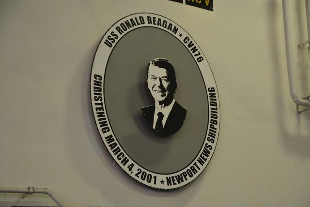 原子力空母ロナルド・レーガンの画像37枚目!