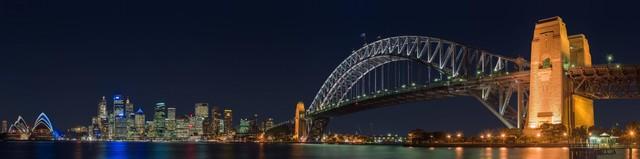 世界の大都市の夜景の画像の画像57枚目!