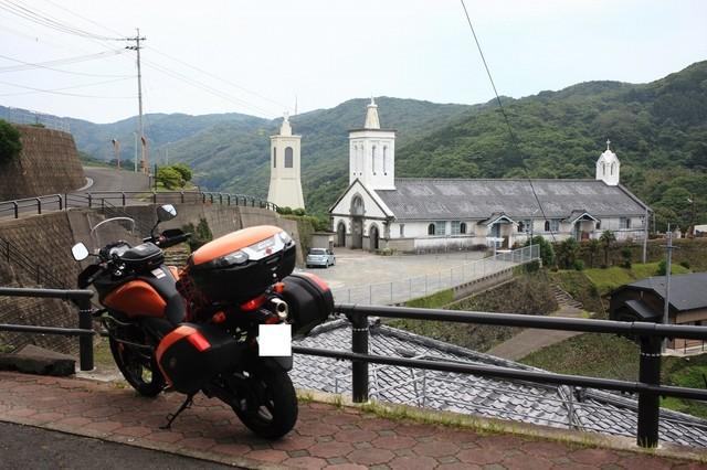 長崎の教会群巡礼ツーリングの画像179枚目!