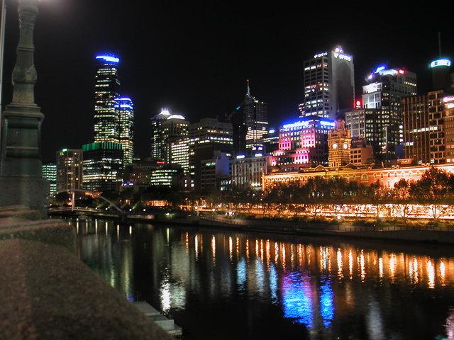 世界の大都市の夜景の画像の画像58枚目!