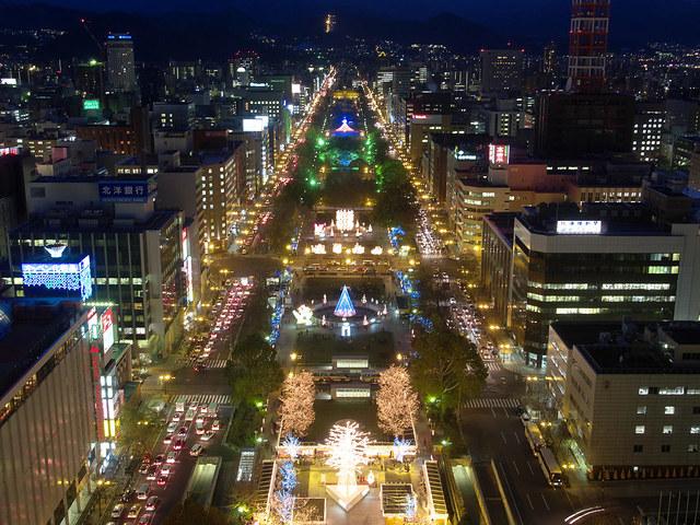 世界の大都市の夜景の画像の画像61枚目!