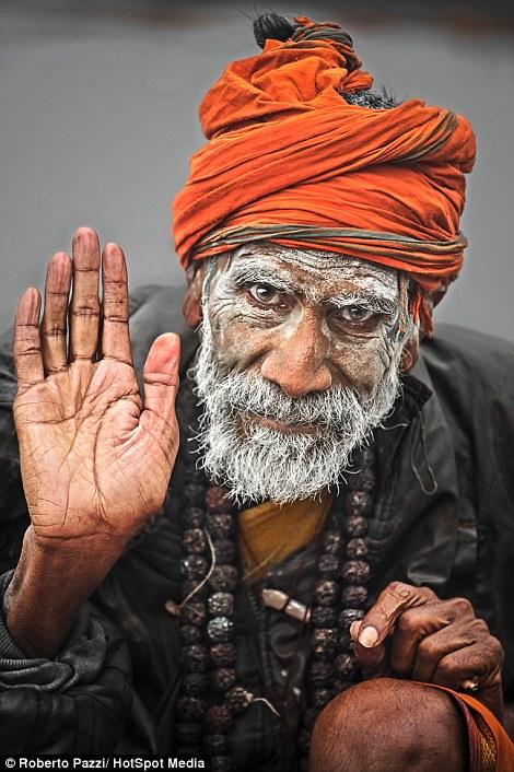 インドの乞食が強そうと話題にの画像6枚目!