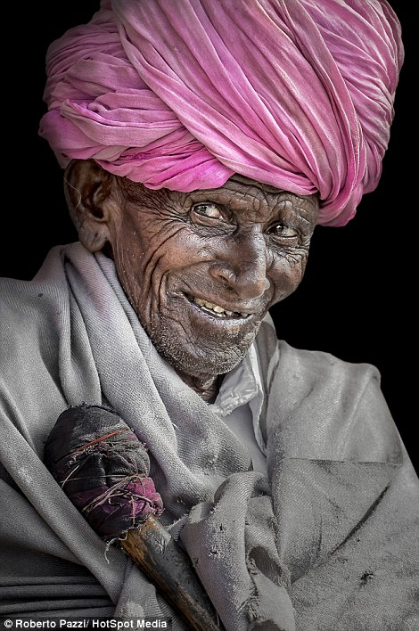 インドの乞食が強そうと話題にの画像7枚目!