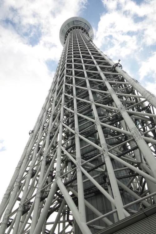 東京スカイツリー来たの画像_201411031632_1