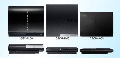 最新型PS3