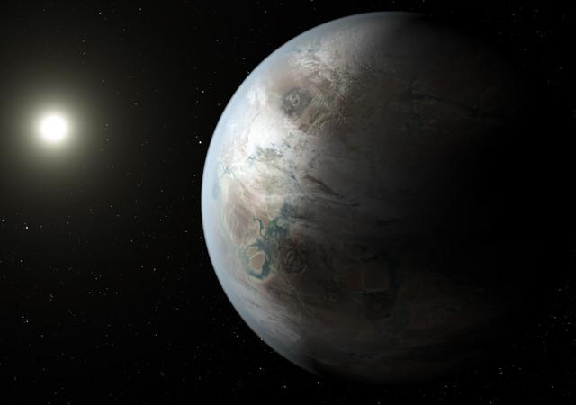 地球にそっくりな惑星発見の画像3枚目!