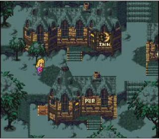 RPGの街の画像8枚目!