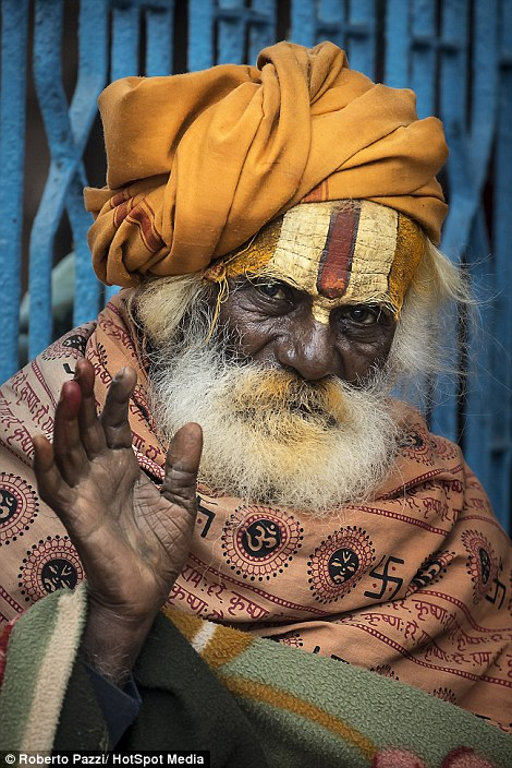 インドの乞食が強そうと話題にの画像2枚目!