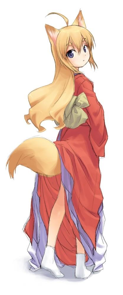 九尾の狐が一番位の高い妖狐かとの画像25枚目!