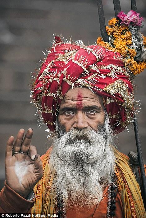 インドの乞食が強そうと話題にの画像3枚目!