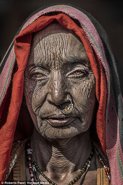 インドの乞食が強そうと話題にの画像1枚目!