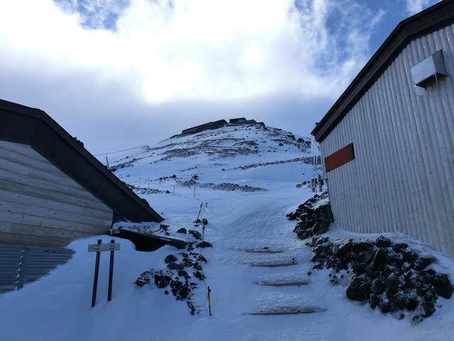 冬の富士山の画像18枚目!