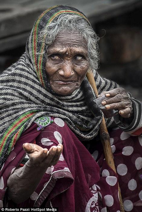 インドの乞食が強そうと話題にの画像4枚目!