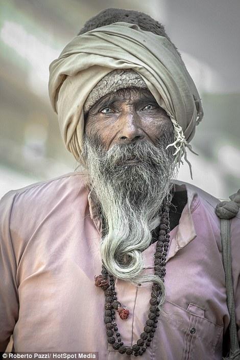 インドの乞食が強そうと話題にの画像11枚目!
