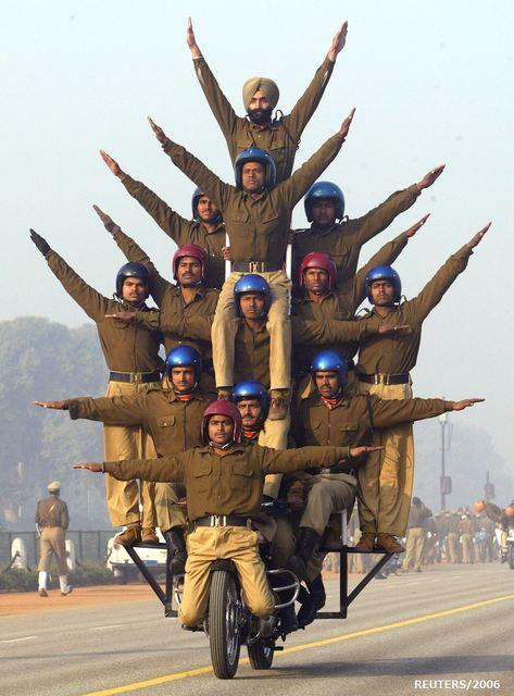 インド軍の画像2枚目!
