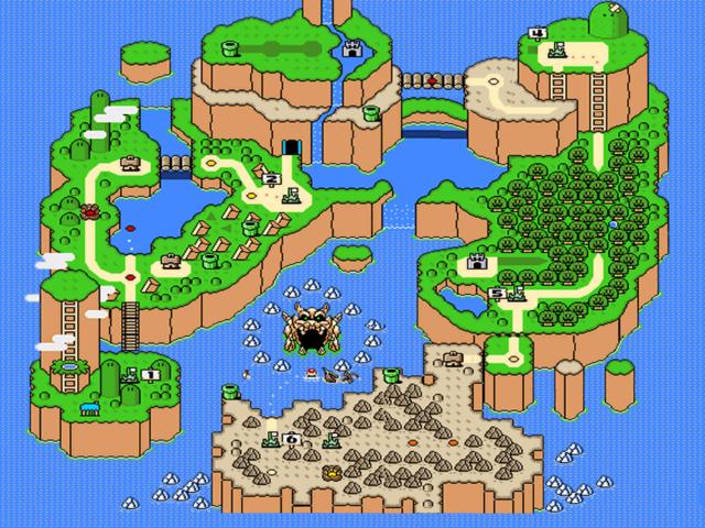RPGのマップや地図っていいよねの画像8枚目!