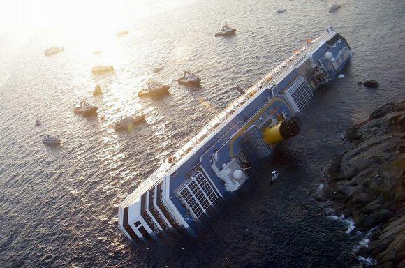 沈没船引き上げ費用1400億円の画像1枚目!