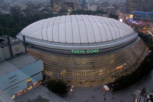 東京ドーム◯◯個分