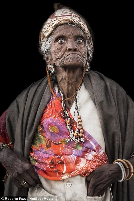 インドの乞食が強そうと話題にの画像9枚目!