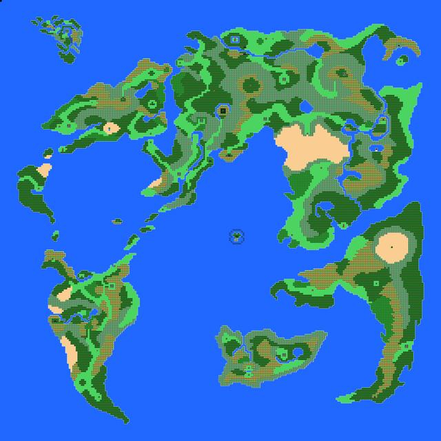 RPGのマップや地図っていいよねの画像15枚目!