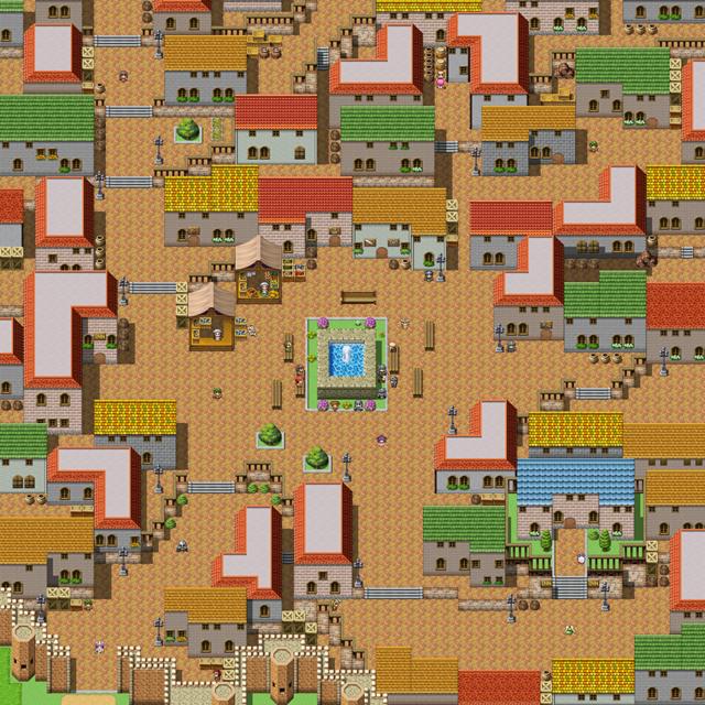 RPGの街の画像3枚目!