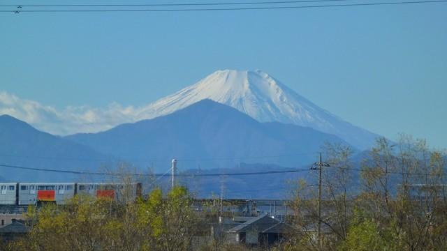 冬の富士山の画像13枚目!
