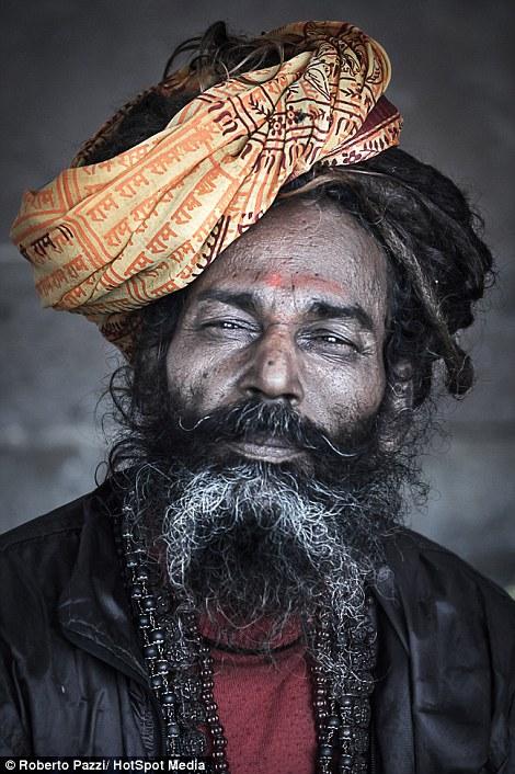 インドの乞食が強そうと話題にの画像5枚目!