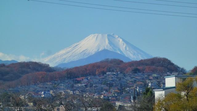 冬の富士山の画像15枚目!