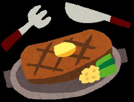 (ヽ´ん)「Tボーンステーキは現実にねえよ、トリコのオリジナル料理だからw」