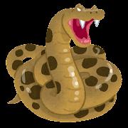 【ヘビ】全長9mの大蛇、インドネシアで捕獲