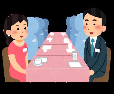 ワイ「婚活でもするか」サイトポチー「参加費男性8000円、女性2000円!w」