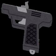 【悲報】おもちゃの銃キーホルダーを所持していたとして無職の男逮捕・・・