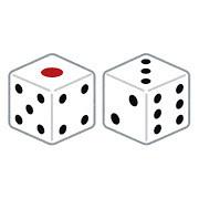 6個のサイコロを同時に振って全ての数字が揃うまで密室から出られないボタン ←やる?