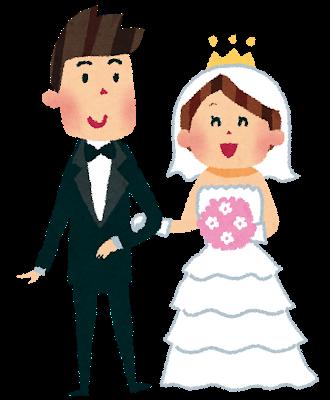【23歳】ワイの周りがどんどん結婚している事実wwwww