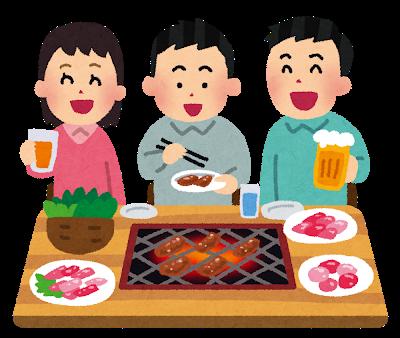 3大一緒に焼肉食っててウザイやつの特徴 「人の育てた肉を横取りする奴」 「肉を一度に大量に焼く奴」